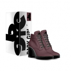gallery/le wine boot heel-shoes-with_box