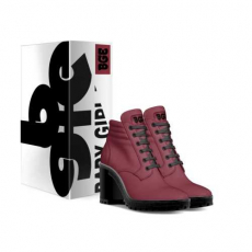 gallery/phonebox heel boot-shoes-with_box